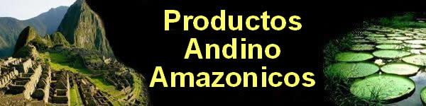 Uña de gato, mate de coca, quinua, copaiba, sacha inchi...productos Andino-Amazónicos INKA