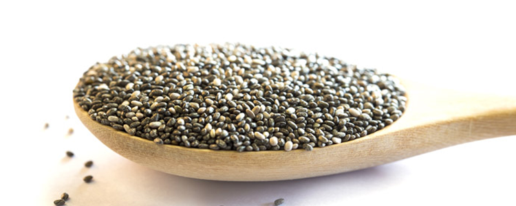 Chia: Diet properties