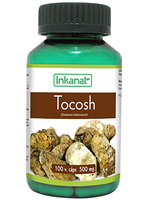 TOCOSH 100 caps (500 mg)