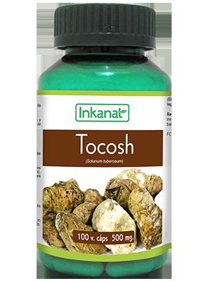 Tocosh capsules (100 x 500 mg)...