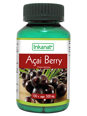 Açai 100 caps x 500 mg