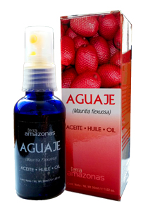 Aguaje or Buriti Oil 30 ml/1.02 oz