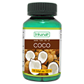 Coconut Oil Capsules (100 x 500 mg)