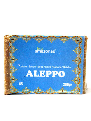 Alepposeife 200 gr