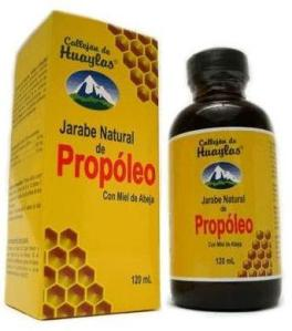 Jarabe Natural de Prop�leo Andino (120 ml)