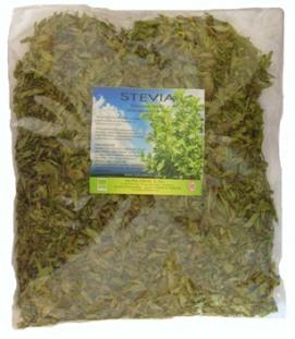 Hojas de Stevia deshidratadas (170 gr) - Comprar
