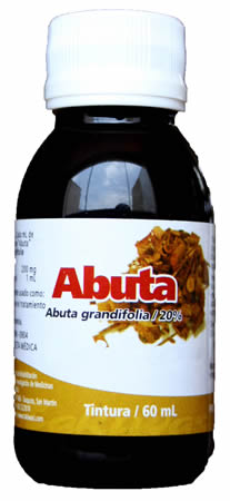 Extracto de Abuta (60 ml)