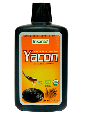 Yacon sirup (130 ml)